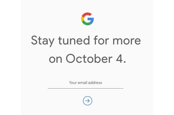 Google paljasti uusien Pixel-puhelimien esittelypäivän
