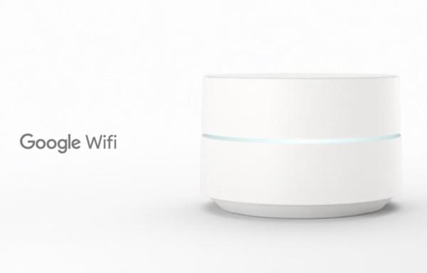 Google esitteli Wifi-tukiaseman, joka yhdistää useita reitittimiä