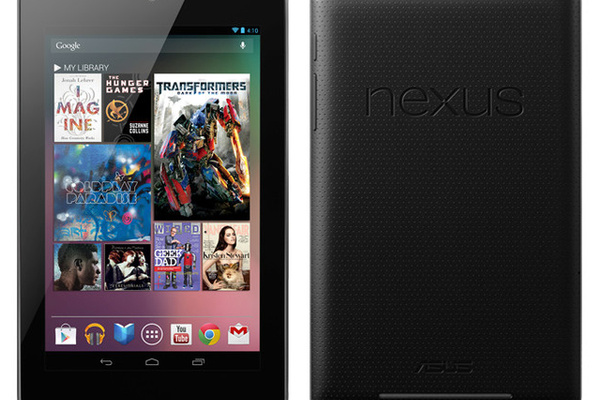 Nexus 7:n Android 4.1.2 julkaistu -- mukana vaakatila kotiruudulle