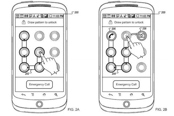 Googlen patentti paljastaa näppärän uuden lukitusruudun toiminnon Android-puhelimiin