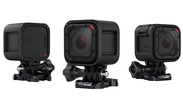 GoPro julkaisi uuden kameran: 50% pienempi, 40% kevyempi