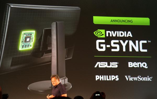 Nvidia esitteli G-Syncin: ratkaisu pelikuvan repeilyongelmaan