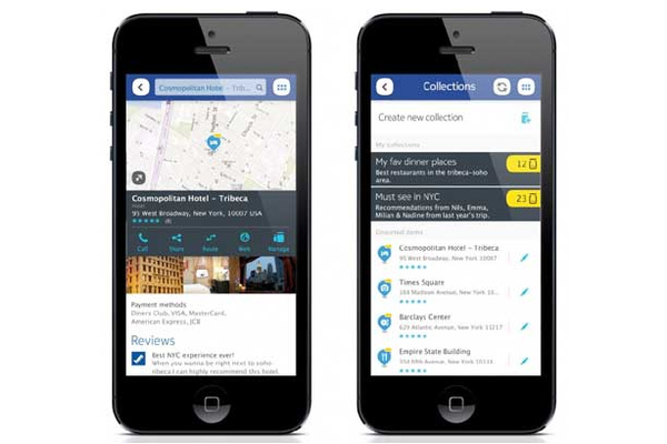 Nokian HERE-kartat ovat tulossa ilmaisena sovelluksena myös iPhonelle