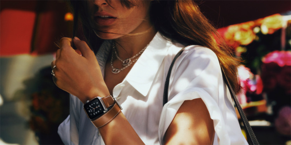 Hermès bands for Apple Watch now available online