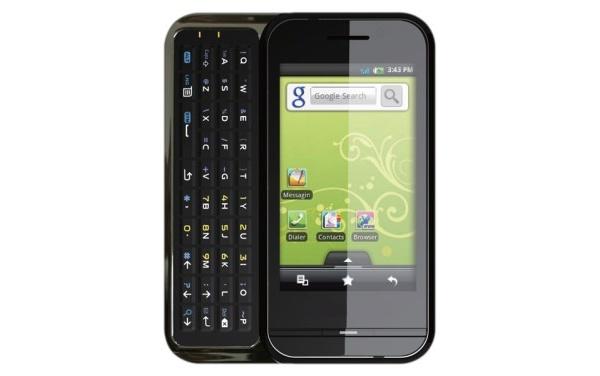 Highscreen Zeus - Android-puhelin tuntemattomalta valmistajalta