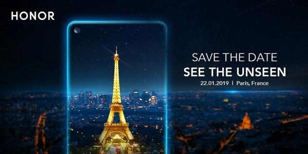 Huawei julkaisee tämän Honor-puhelimen Galaxy S10:n kaltaisella näytöllä jo ennen Samsungia
