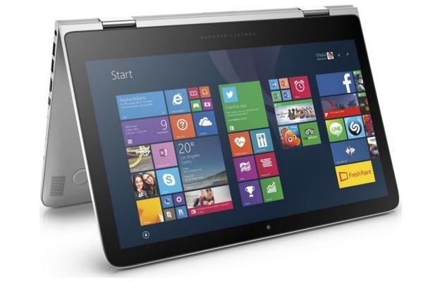HP ja Microsoft yhdistivät voimansa, tuloksena kannettava Spectre x360