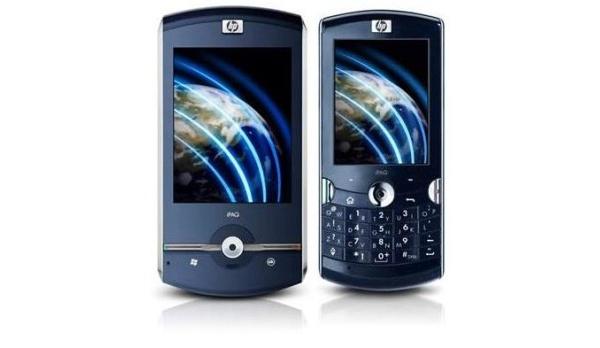 HP julkisti kaksi iPAQ-älypuhelinta