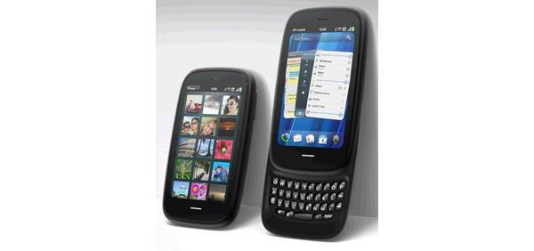 HP lopettaa älypuhelimien ja tablettien valmistuksen