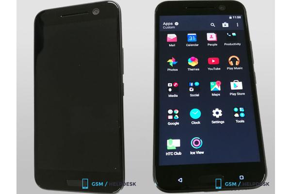HTC 10:n tekniset tiedot vuotivat