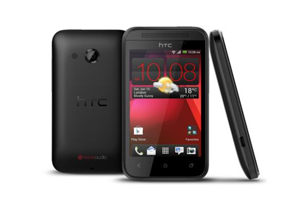 HTC esitteli Desire 200 -budjettipuhelimen