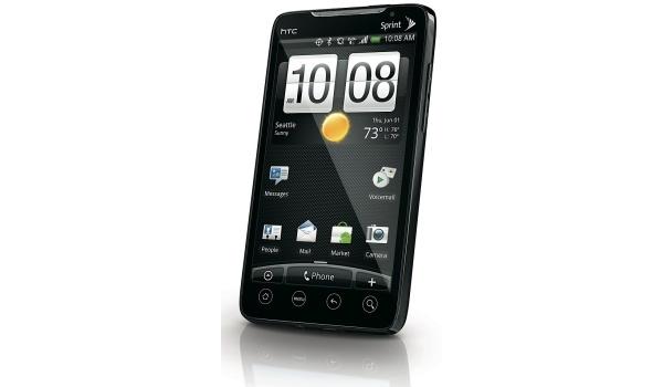 CTIA: Sprint esitteli HTC EVO 4G:n