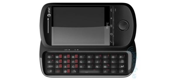 HTC:ltä uusi Android-puhelin QWERTYllä