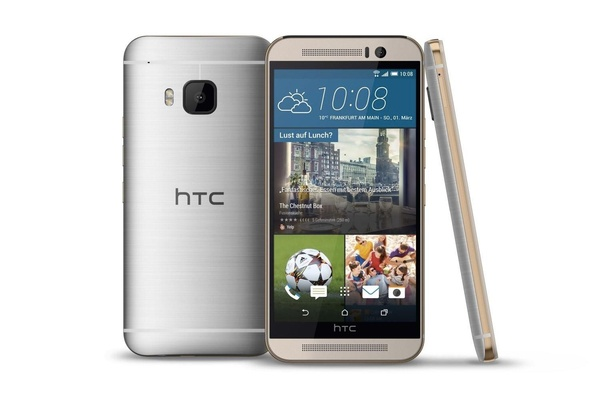 Hands-on with the new HTC One M9 leaks a day ahead of official release