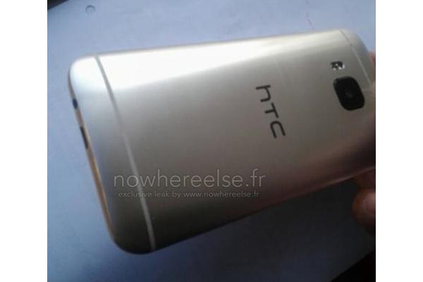 Kuvissa: Tällä puhelimella HTC haastaa Galaxy S6:n