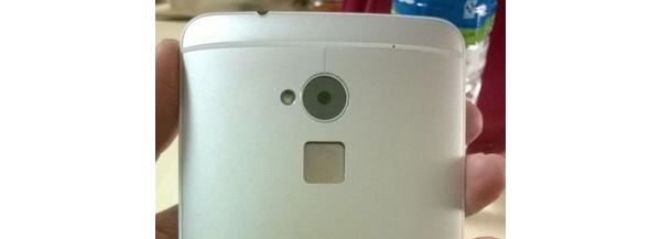 HTC One Max jälleen vuotokuvissa sormenjälkitunnistimella