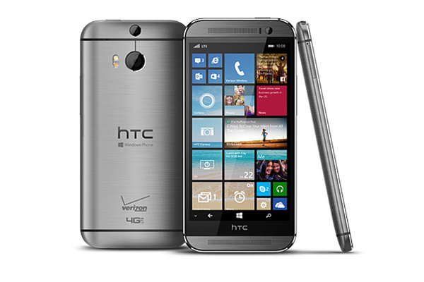 HTC esittelee videoilla One (M8):n Windows-version ominaisuuksia