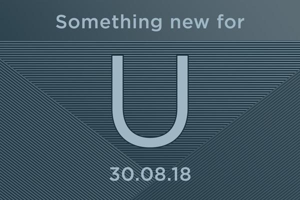 HTC kiusoittelee Twitterissä uudella U-puhelimella