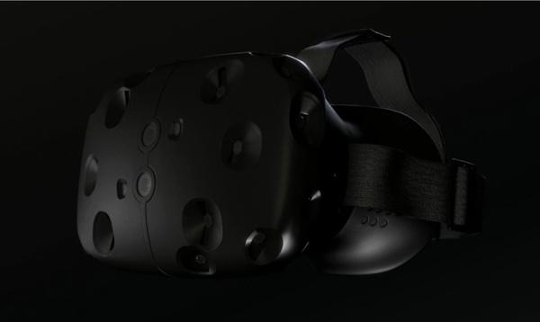 HTC/Valve Vive VR headset delayed until next year