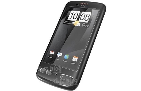 HTC Bravosta vuosi tarkempi kuva