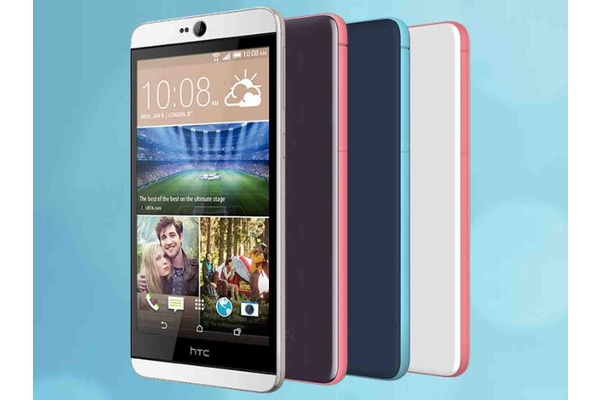 HTC esitteli Desire 826:n – älypuhelin 64-bittisellä piirillä ja Android Lollipopilla