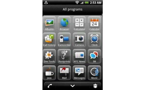 HTC Espresso tuo mukanaan päivitetyn Sensen?
