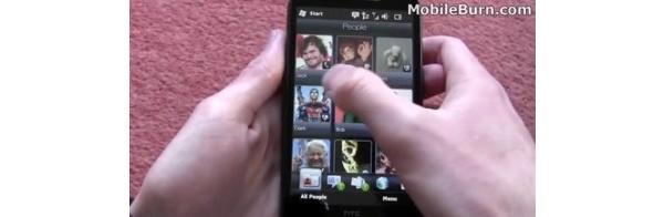 Videolla: HTC:n HD2-huippupuhelin testissä