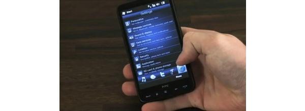 Videolla: HTC:n HD2-huippupuhelin erittäin kattavassa testissä