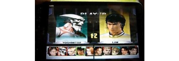 Videolla: Tekken 3 -peli HTC:n HD2:ssa