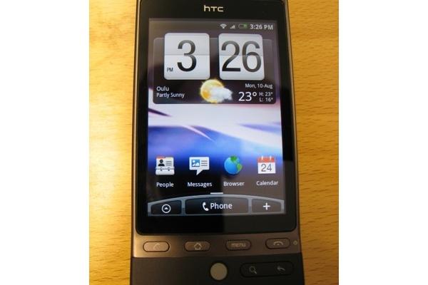 Suomen ensimmäinen Google-puhelin testissä - ensikokemukset HTC Herosta