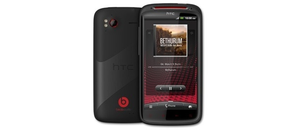 HTC:n uutuuspuhelin vie Sensationin uudelle tasolle