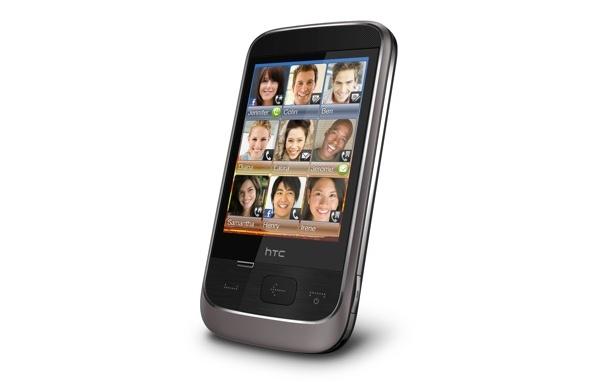 HTC Smart pyörittää Brew-käyttöjärjestelmää