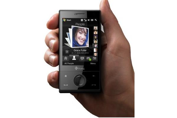 HTC Touch Diamond vuoden älypuhelin Euroopassa