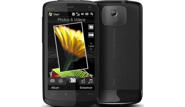 HTC:n uudessa Touch HD:ssä Android-käyttöjärjestelmä?