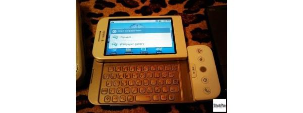Ensimmäisestä Android-puhelimesta uusia kuvia