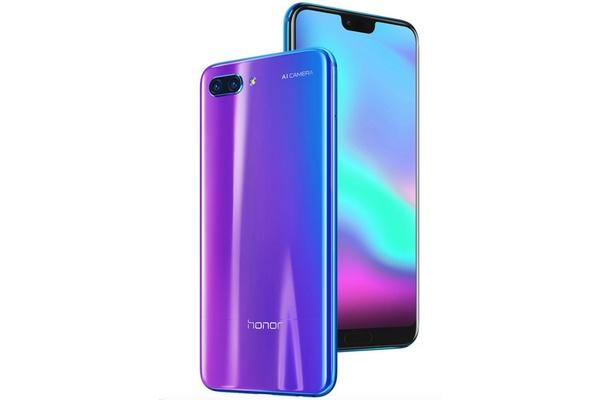 Huawei julkisti uuden Honor 10 -älypuhelimen Eurooppaan