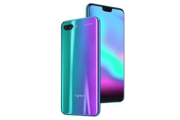 Huawein uusin puhelin on näyttölovella varustettu värikäs ja edullisempi Honor 10