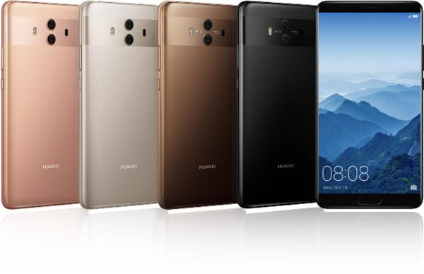 Tuleva vuodettu Huawei-puhelin tuhoaa suorituskykyennätykset