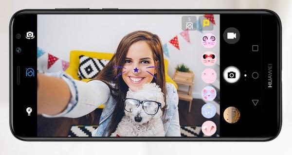 Huaweilta uusi Nova 2i -älypuhelin neljällä kameralla ja FullView-näytöllä