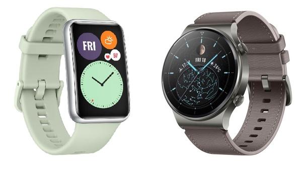Huaweilta kaksi uutta älykelloa: Huawei Watch GT 2 Pro ja Huawei Watch Fit