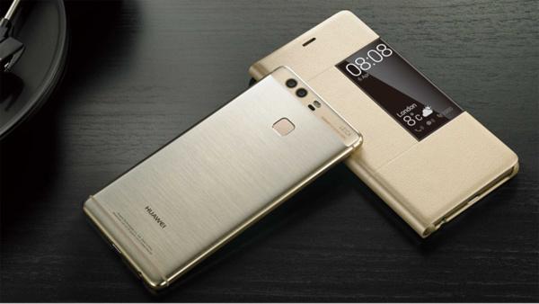 Huawei P9 tulee Suomeen jo tämän kuun aikana