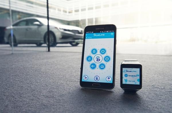 Hyundailta uusi sovellus: Käynnistä auton moottori älykellolla