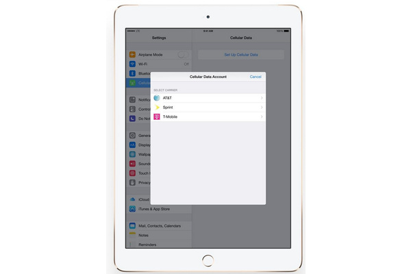 Apple toteuttamassa operaattoreiden kauhun: Sisäinen SIM-kortti