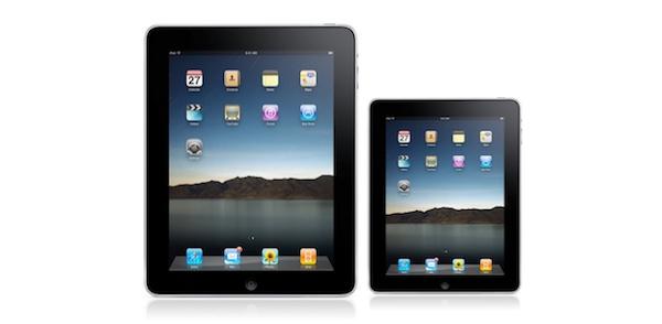 WSJ: Mini-iPadin tuotanto on aloitettu