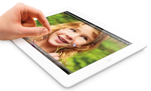WSJ: Apple testaa 13-tuumaista iPadiä