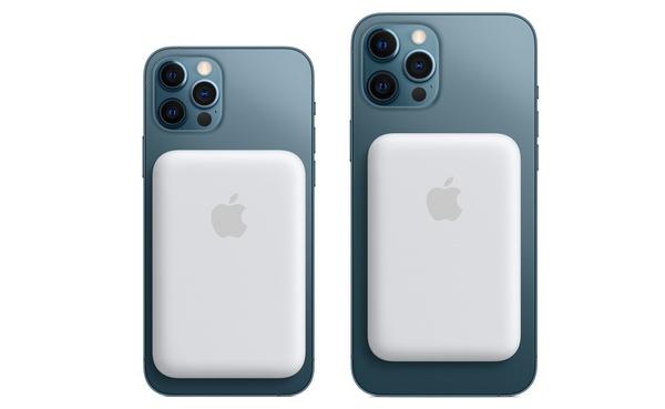 Apple julkaisi iPhone 12 -sarjalle 109 euron magneeteilla kiinnittyvän MagSafe -lisäakun