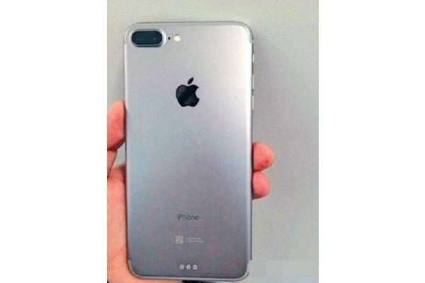 Vuodettu kuva iPhone 7 Plussasta saattoi ollakin aito