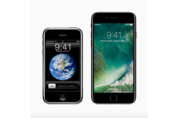 iPhone täyttää 10 vuotta – Näin Steve Jobs esitteli sen