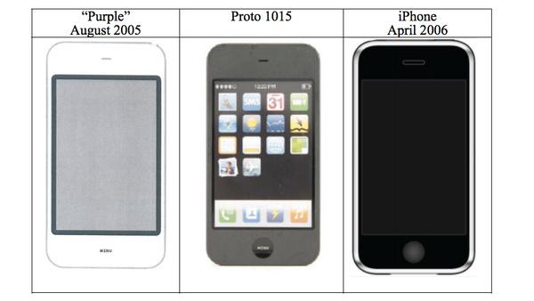 Ensimmäisen iPhonen ohjelmiston visiointityö puristettiin kasaan nopeassa aikataulussa
