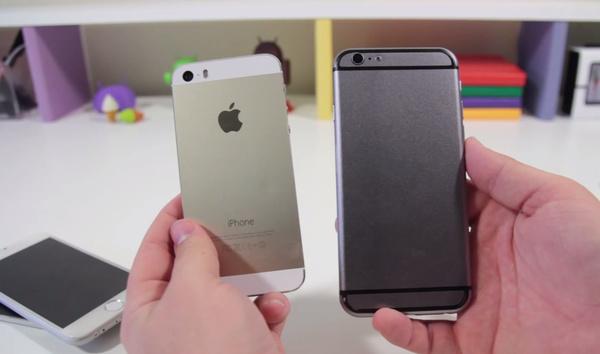 Nikkei: Kuvista ja videoista huolimatta et ole vielä nähnyt iPhone 6:n lopullista designia